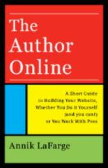 Book Cover of The Author Online