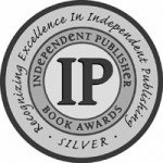 IPPY Award seal for winning book, Living on the High Line