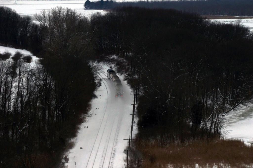 Amtrak's Ethan Allen Express